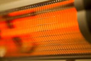 Infrarotheizstrahler werden nicht nur in Wärmekabinen genutzt