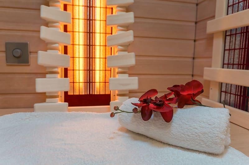 Die richtige Pflege für die Wärmekabine