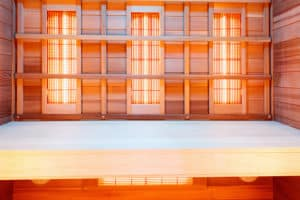 Ist die Wärmekabine der richtige Ort für eine Lichttherapie?